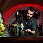Stefan Haneder Cocktail finishing